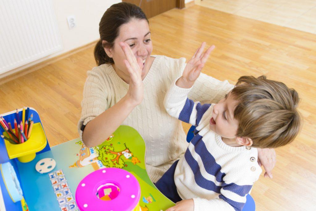 Autoestima en niños de 3 a 5 años