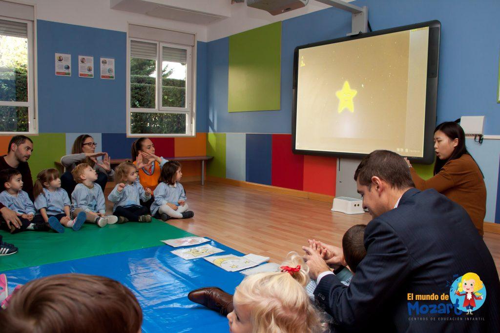 Diferencia entre escuela infantil pública y privada